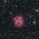 IC 5146 en Ha-RGB,                                FranckIM06