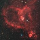 Heart Nebula IC1805,                                millerch75