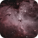 The Pillars of Creation in M16,                                Ivaylo Stoynov