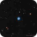 NGC 3242 - Ghost of Jupiter,                                Gerson Pinto