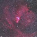 Cone Nebula,                                KojiTajima
