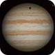 Jupiter and Callisto,                                nyda83