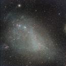Small Magellanic Cloud,                                Miles Zhou
