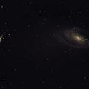 M81 and M82 Bode's Galaxy and Nebula,                                SuburbanStargazer