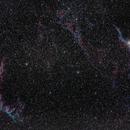 The Veil Nebula,                                Gauthier Vasseur