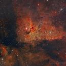 Eta Carinae (first test with guiding),                                RCompassi