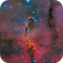 IC1396 Elephant Trunk Nebula HGO LRGB,                                Steve Bemmerl