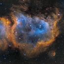 IC1848 Soul Nebula,                                Tommy Lease