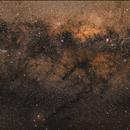 Scorpio Area - Milky way,                                Domenic
