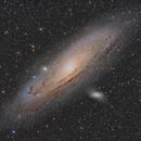 M31 LRGB,                                Marco Favro