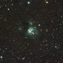 NGC 7129 - Small Cluster Nebula,                                Jens Mascher