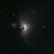 M42 Orion Nebula,                                sfischer
