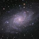 M33 Triangulumgalaxy,                                Johannes Bock