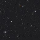 Pinwheels in the Sky - NGC 4321 - NGC 4254,                                Wes Schwarz