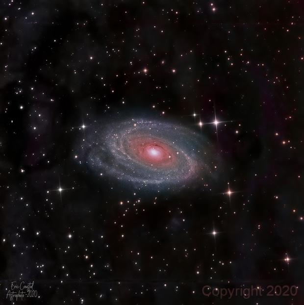 M81 Bode Galaxy,                                Eric COUSTAL ( F5...