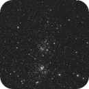 Double Cluster in Perseus - NGC 884, NGC 869,                                KennethK