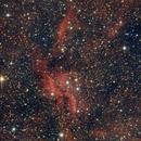 The Propeller Nebula,                                Ray Heinle