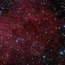 Soap Bubble H-alpha_O3_RGB Image,                                Eric Coles (coles44)