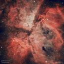 Carina Nebula (NGC 3372),                                Sebastian Marchi