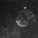 IC443 Jellyfish Nebula Hα,                                Antonio Bonanno
