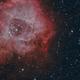 Rosette Nebula and Main-Belt Asteroid (130) Elektra,                                Anthony Quintile