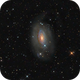 M63 sunflower galaxy,                                litobrit