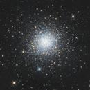 Messier 92,                                Brice