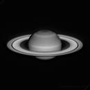 Saturn in IR, 3 derotated,                                bunyon