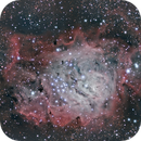 M8 Lagoon Nebula,                                YC Astrophotography