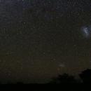 Large and Small Magellanic Cloud,                                Astro-Tina