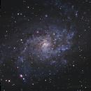 M33,                                cclark