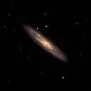 Sculptor Galaxy,                                dsoscope