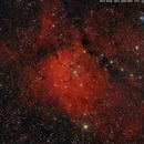 NGC 6820,                                Jean Guy Moreau