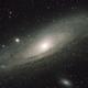 M31 Andromeda Galaxy,                                Ryan Kinnett
