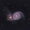 Whirlpool Galaxy (M51),                                Dan Gallo