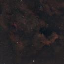 NGC 7000 - North America Nebula,                                Markice S.
