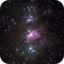 M42 - Orion Nebula from the clear skies of Corsica,                                Jérémie