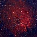 NGC6823 and NGC6820,                                Sven Kreiensen