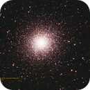 M13 Great Star Cluster in Hercules,                                sunlover