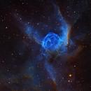 NGC 2359 - Thor's Helmet,                                Yovin Yahathugoda