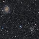NGC 6946 - NGC 6939,                                Bradisback
