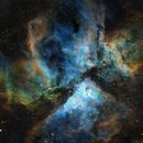 Carina Nebula,                                Barry Fialkov