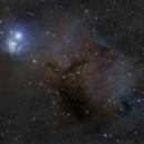 Perseus Molecular Cloud Ic 348,                                Richard Sweeney