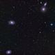 Messier 105 and Friends - QHY600 - Esprit 150 - LRGB,                                Eric Walden