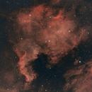NGC7000,                                Hideki