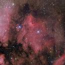 La nebulosa Pellicano,                                gagba