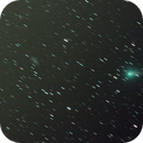 Panstarrs C/2012 K1  & Galaxy NGC 3319,                                Elio - fotodistelle.it