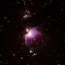 Orion Nebula,                                dphaley