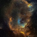 IC1848 Hubble,                                Gerhard Henning