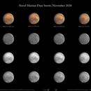 Novel Martian Dust Storm, November 2020,                                BQ_Octantis